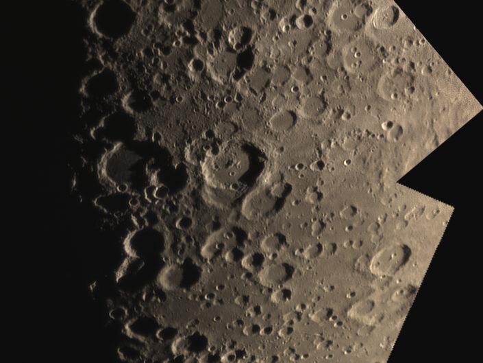 Moon (Southern Terminator), Krefeld, 2016-07-11