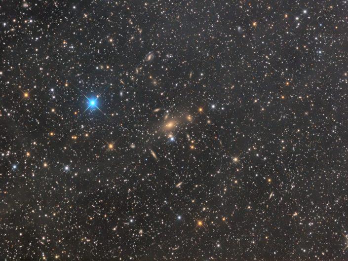 ACO S 805 - Pavo II Cluster, Namibia, Tivoli, 2015