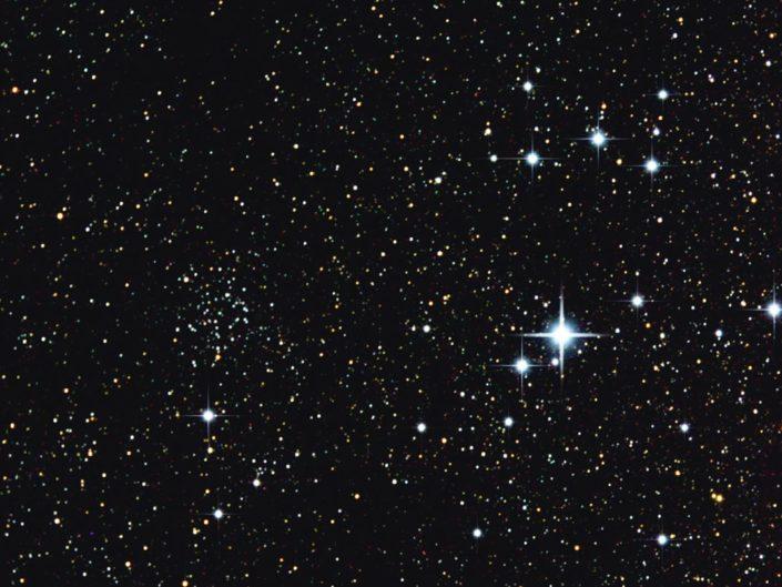 IC 2602 - Southern Pleiades, Namibia, Tivoli, 2006