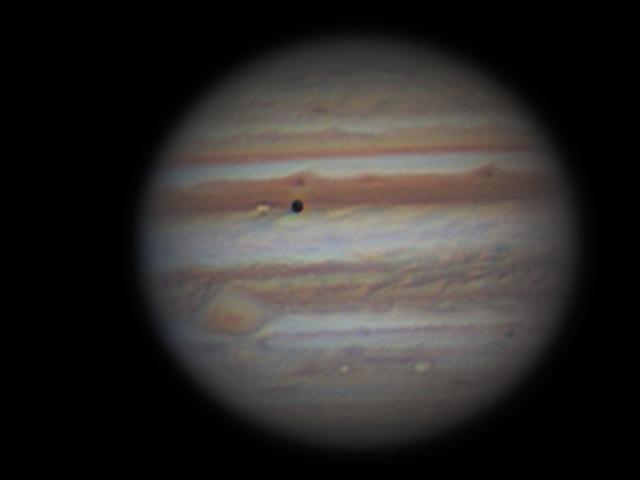 Jupiter (in cooperation with Elmar Rixen), namibia, Tivoli, 2008-07-01