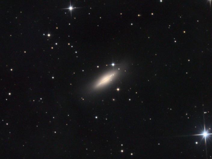 Messier 102, Krefeld, 2015