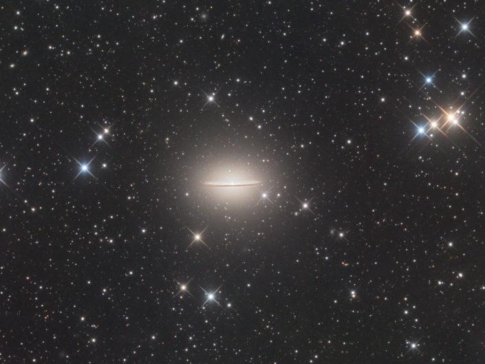 Messier 104, Namibia, Tivoli, 2015