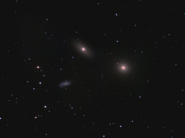 Messier 105, Krefeld, 2012