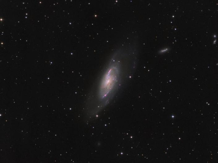 Messier 106, Krefeld, 2014