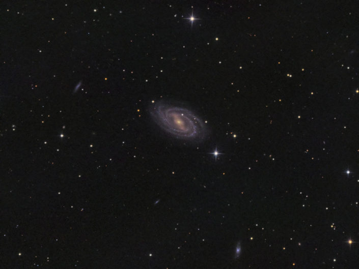 Messier 109, Krefeld 2015