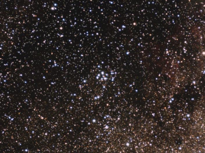 Messier 18, Namibia, Tivoli, 2008