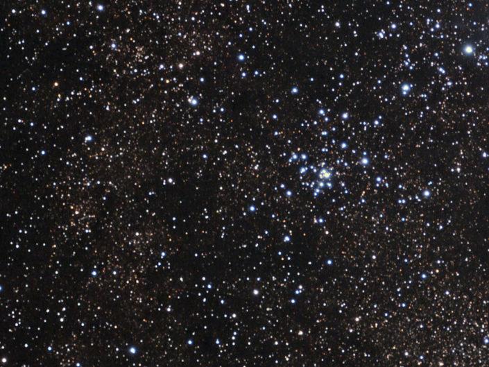 Messier 21, Namibia, Tivoli, 2008
