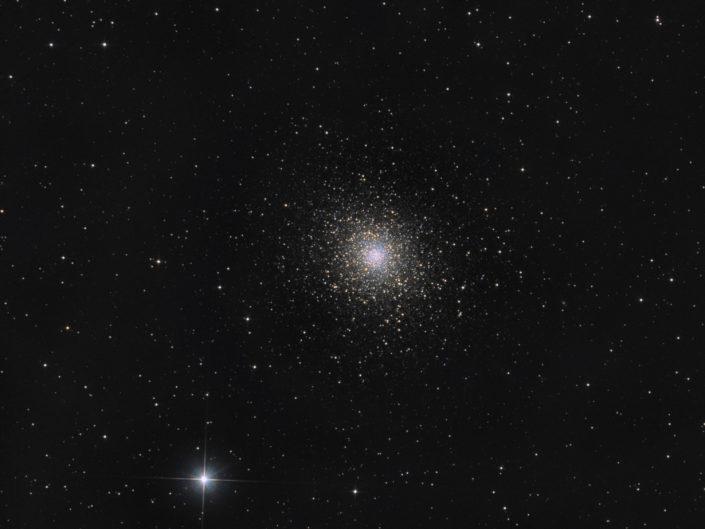 Messier 5, Krefeld, 2015
