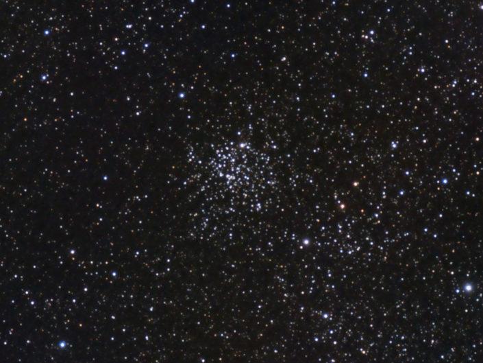 Messier 52, Austria, Emberger Alm, 2007