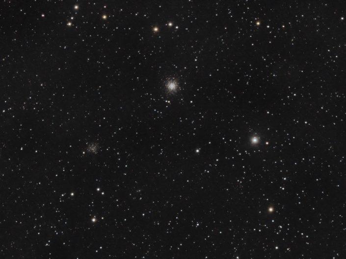 Messier 53, Krefeld, 2013