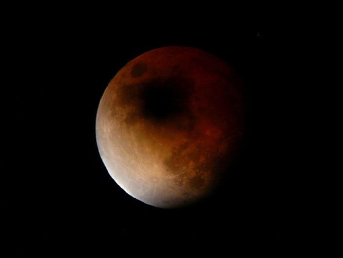 Lunar Eclipse, Krefeld, 2003-11-19