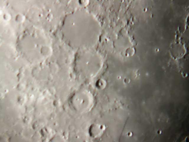 Moon (Ptolemaeus, Alphonsus, Arzachel), Krefeld, 2004-02-29