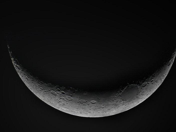Moon, Krefeld, 2007-04-20