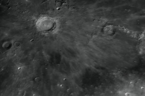 Moon (Copernicus, Erasthiostenes, Reinhold), Krefeld, 2009-02-05