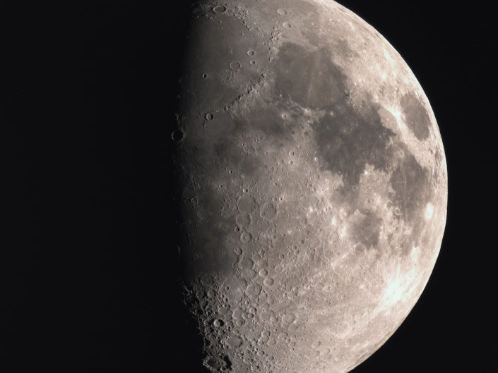 Moon, Krefeld, 2016-09-10