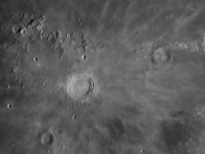 Moon (Copernicus, Erasthostenes, Reinhold, Timocharis, Euler), Krefeld, 2016-09-12