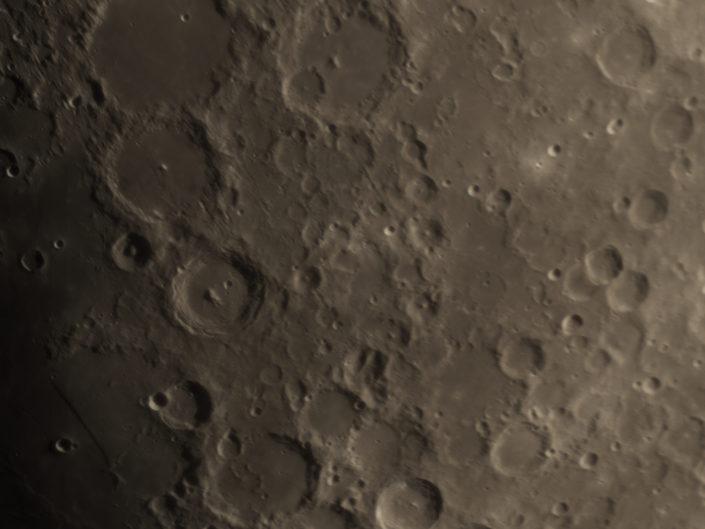 Moon (Ptolemaeus, Albategnius, Walther), Krefeld, 2017-01-06