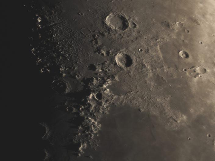 Moon (Aristoteles, Alpental, Eudoxus), Krefeld, 2018-02-22