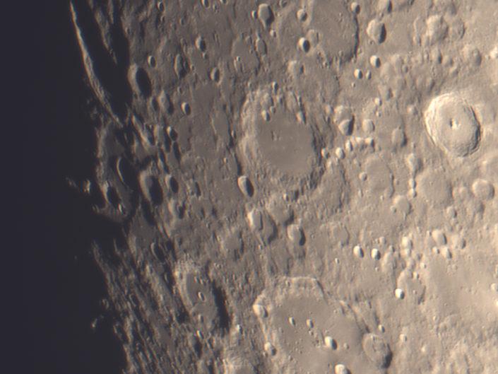 Moon (Longomontanus, Tycho, Schiller, Hainzel), Krefeld, 2018-05-25
