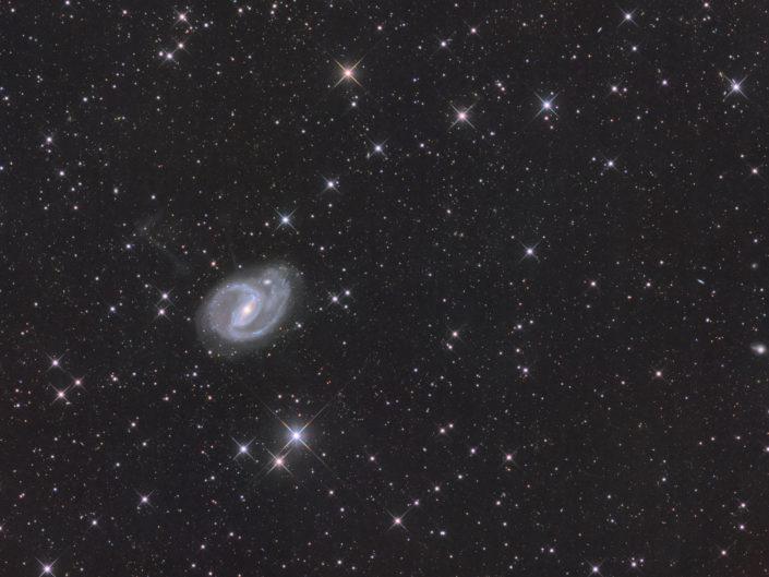 NGC 1097, Namibia, Tivoli, 2017