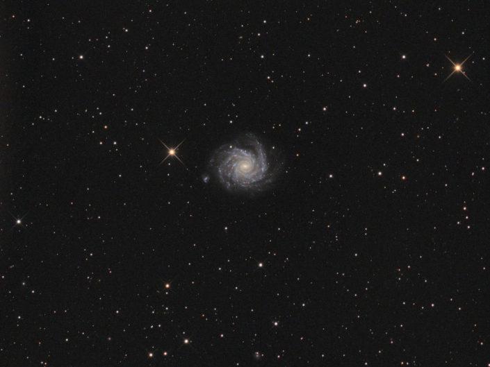 NGC 1232, Namibia, 2013