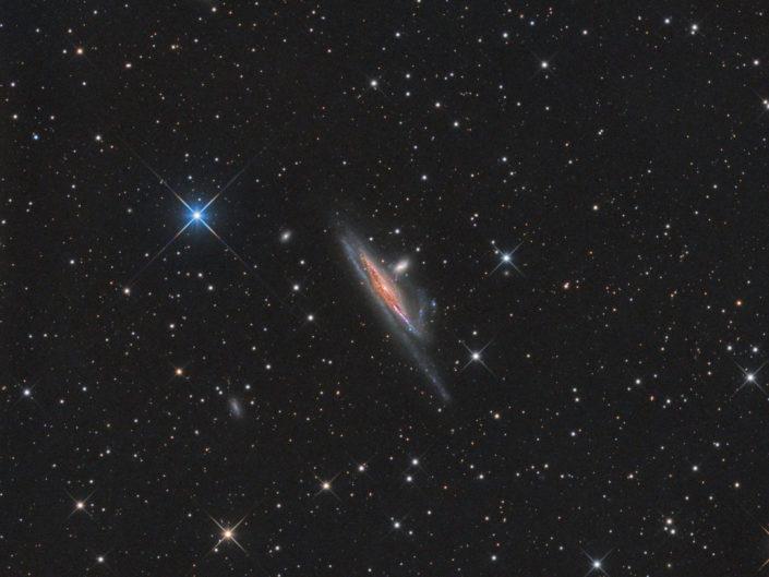 NGC 1532, Namibia, Tivoli, 2013