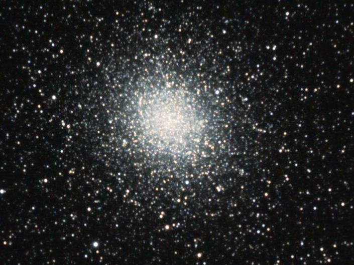 NGC 5139 - Omega Centauri, Namibia, Tivoli, 2008
