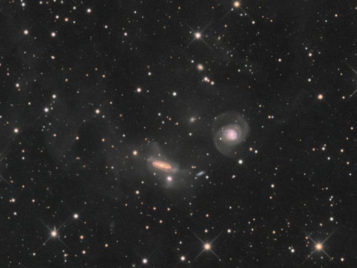NGC 7769 and NGC 7771, Namibia, Tivoli, 2017