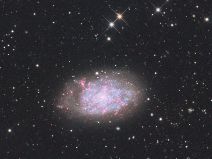 NGC 7793, Namibia, Tivoli, 2017