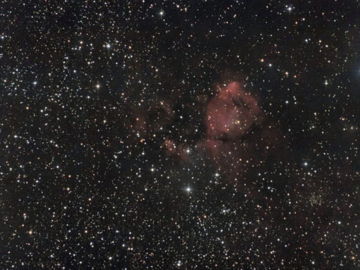 NGC 896, France, Banon, 2010