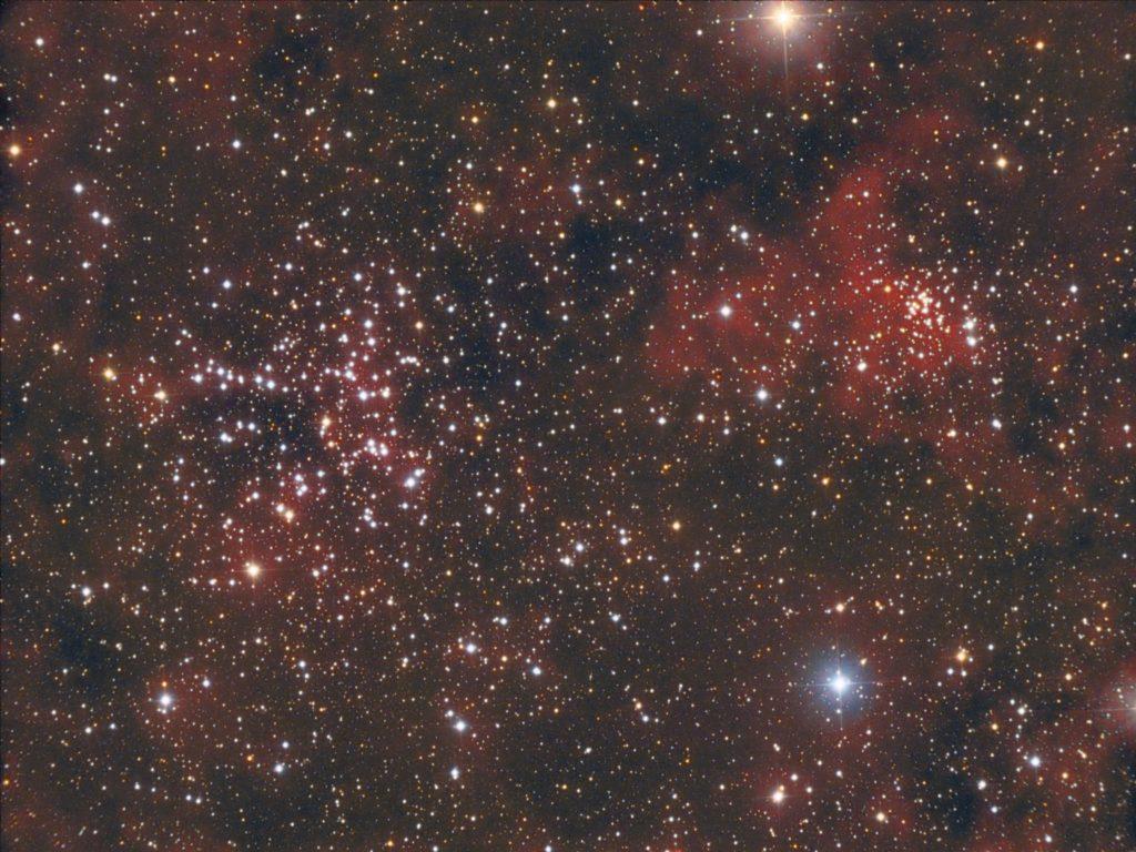 M38 HαRGB